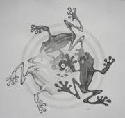 frog-mandala
